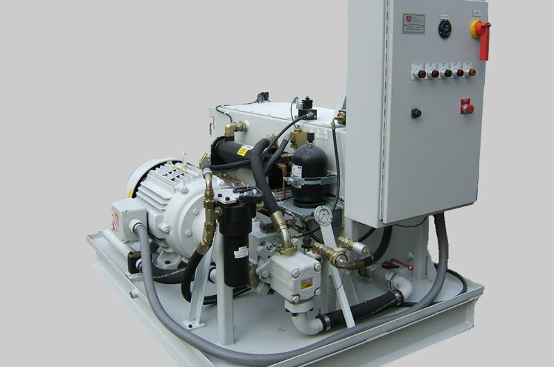 1502C Hydraulic Power Supply