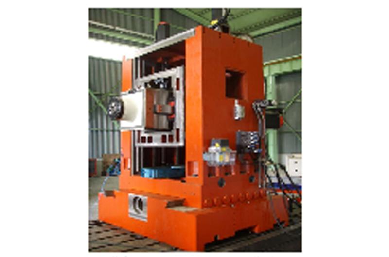 5 Axis Machine Tool Dynamic Stiffness Test